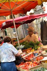 Market, Place Richelme (Aix-en-Provence) © Alison Jordan